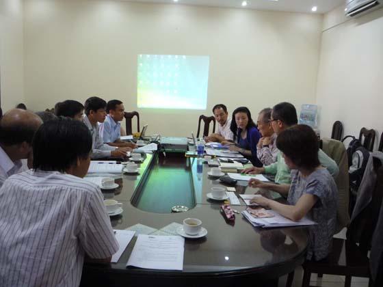 Viện Nước, Tưới tiêu và Môi trường ký Biên bản ghi nhớ với Mạng lưới Asen châu Á tại Nhật Bản (AAN) về Hợp tác  trong giải quyết vấn đề ô nhiễm asen tại Việt Nam
